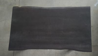 Baumkantentisch Akazie 160 cm lang - 3,6 cm stark