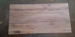 Esstisch Balkeneiche 200 cm lang - 6 cm stark