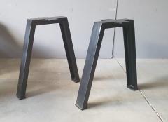 A-Gestell Stahl Handmade